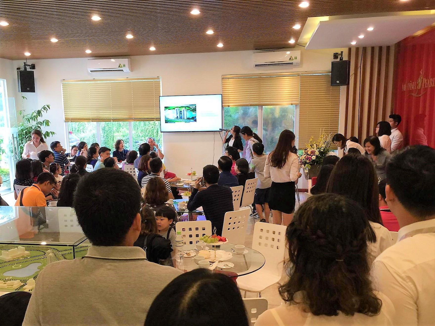 Tham quan căn hộ mẫu dự án được mong đợi nhất phía Tây Hà Nội